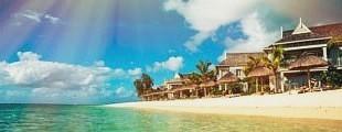 Пляжный отдых. Маврикий