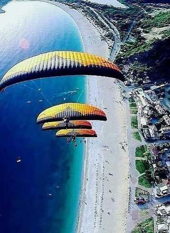 парашют - из Спб
